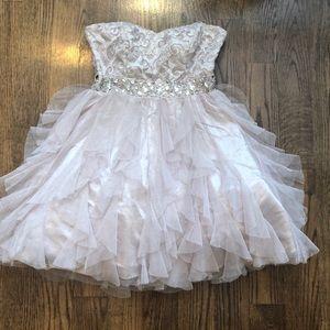 Strapless Wedding, party dress